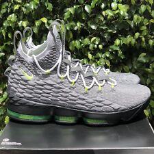 Detalles de Nike Lebron XVI bajo Olímpico Eua Hombre Zapatillas Baloncesto Blanco CI2668 101
