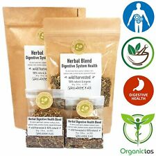 Digestion Functional Tea 5 selected natural Herbs Blend for Digestive Disorders