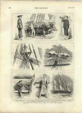 1875 Reorganising The Chinese Navy, Training Ship Kein-wei
