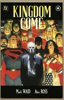 GN/TPB Kingdom Come #2-1996 nm- 9.2 Mark Waid Alex Ross 1st app Red Robin