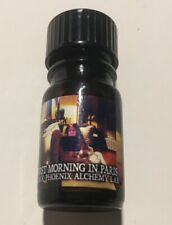 Rare Black Phoenix Alchemy Lab Limited Edition Perfume First Morning In Paris