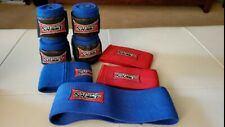 Mark Bell Slingshot Powerlifting Wrists Wraps, Compression Cuffs and Hammy Band