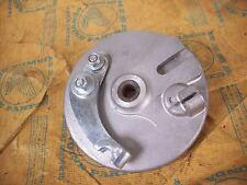 Bremsankerplatte Bremse vorne / brake panel front Honda PX-R 50, PXR 50. AB06