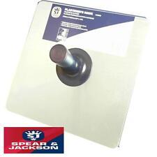 SPEAR & JACKSON ALUMINIUM AND PLASTIC HANDLED PLASTERERS HAWK 10606U