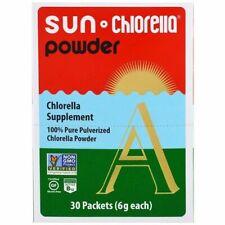 Sun Chlorella A Powder - 30 x 6g Packets