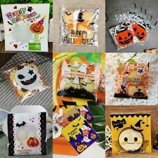 Halloween Candy Bags Nette Kürbis Ghost Geschenktüte für Kekse Snack Decor U3X2