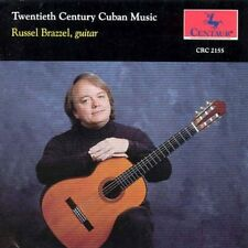 Russel Brazzel - 2Oth Century Cuban Music for Guitar [New CD]