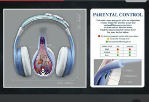 New Frozen 2 Kids Headphones, Adjustable Headband, Stereo Sound, 3.5Mm Jack,...