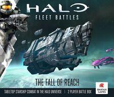 Nouveau halo fleet battles la chute de reach - 2 player box set