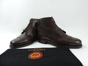 Church's Cheaney Mens Shoes Boots Jarrow UK 7 F US 8 EU 41 Worn Once Dainite