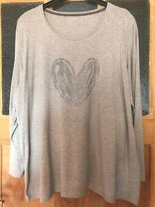 Shirt von Samoon by Gerry Weber Gr. 52 *Neu ohne Etikett*