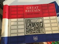 Stanley Gibbons Great Britain Special Stamps 1967 1968, Two books
