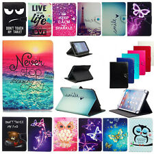 Universal Adjustable Tablet Skin Stand Case Cover For Android Tablet 10.1