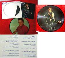 LP Elvis Presley: A Legendary Performer 3 Picture Disc