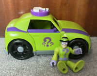 Imaginext The Riddler Car and Figure