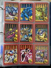 X-Men Series 2 Trading Cards - 1993 - Skybox - Complete Set