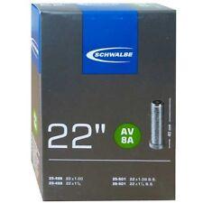 Schwalbe AV 8a llanta de Bicicleta 22″ 22x1.00-1.25″ 25 / 28-489/501 AV 40mm