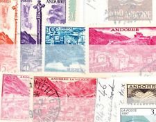 More details for stamps - andorra - small collection