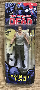 The Walking Dead Abraham Ford Series 4 Action Figure McFarlane Toys