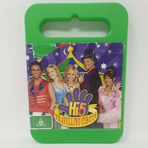 Hi-5 - Travelling Circus - Original Line up - Region 4 DVD