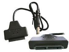 Convertisseur Adaptateur MicroSATA vers USB  Micro SATA