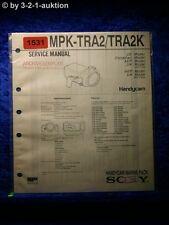 Sony Service Manual MPK TR2 / TR2K Handycam Marine Pack (#1531)