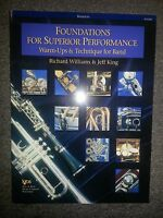 FOUNDATIONS FOR SUPERIOR PERFORMANCE BASSOON