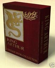KING ARTHUR 39 Rare Vintage Books on CD! Arthurian