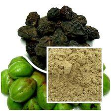 HARITAKI Terminalia Chebula Powder 500g King of THAI Herb 100% Pure High Quality
