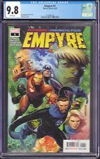 Empyre #1 (Marvel Comics, 2020) CGC 9.8