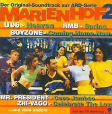 Marienhof 2 (1996) U96, Mr. President, Pur, X-Perience.. [CD]
