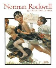 Norman Rockwell: 332 Magazine Covers, Finch, Christopher, Acceptable Book