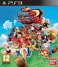 One Piece Unlimited World Red: Straw Hat Edition (Playstation 3) NEW
