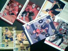1998-99  UPPER DECK UD CHOICE HOCKEY COMPLETE SET (310)