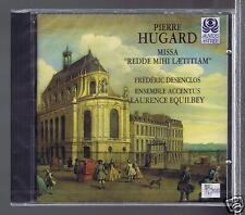 PIERRE HUGARD CD NEW MISSA REDDE MIHI LAETITIAM  ENSEMBLE ACCENTUS L. EQUILBEY