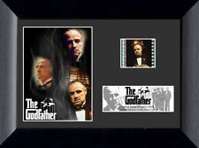 THE GODFATHER Marlon Brando Don Vito Corleone FILM CELL and MOVIE PHOTO 5x7 New