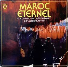 MUSIC OF MOROCCO / MAROC ETERNEL / ARION / TRIO JAPAN