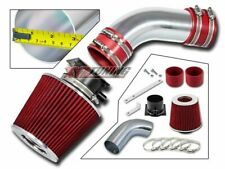 "3"" RED Short Ram Air Intake Induction Kit + Filter For 98-05 Passat 2.8L V6"
