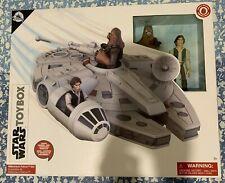 New Millennium Falcon Star Wars Play Set – Star Wars Toybox