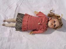 Alte Puppe Porzellankopf