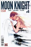 Moon Knight #4 Marvel Comic 1st Print 2016 unread NM Jeff Lemire