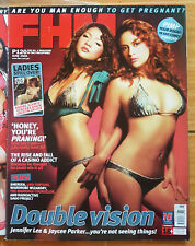 FHM PHILIPPINES #59 (June 2005) Jennifer Lee Jaycee Parker COVER