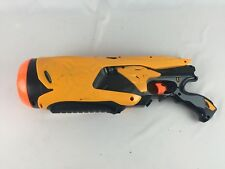 2010 Nerf Swarmfire 20 Dart Tag Gun Automatic Battery Powered Great Condition