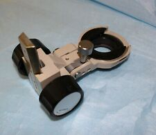 Nikon Diaphot Inverted Microscop Holder w/Top Bottom ELWD Condenser Tension Knob