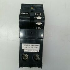 Crouse Hinds Murray MD2200 MD-A 2P 200A 120/240V MAIN CIRCUIT BREAKER
