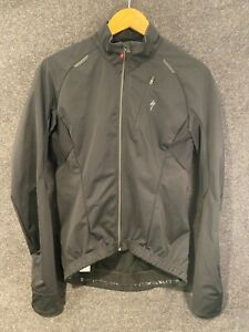 Specialized Thermal Defect Road Cycling Jacket | Med | Black