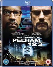 THE TAKING OF PELHAM 123 - BLU-RAY - REGION B UK
