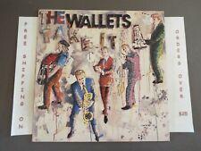 THE WALLETS TAKE IT 1986 ISSE LP TWIN TONE TTR 8685 POST PUNK