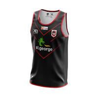 St George ILL Dragons NRL 2020 Players X Blades Training Singlet Sizes S-5XL!