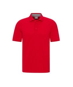 Original Audi Poloshirt für Herren, Audi Polo- Shirt, Audi Shirt in rot